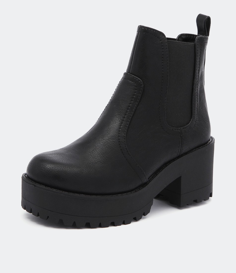 Eamon black by lipstik shoes online from styletread