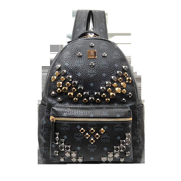studs backpack bag