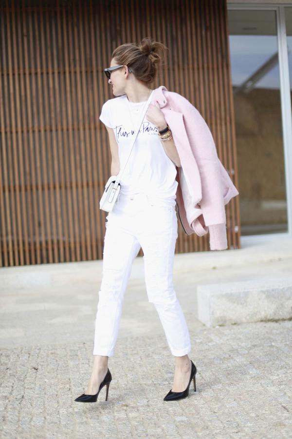 b a r t a b a c t-shirt jeans shoes bag sunglasses jewels