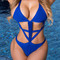 Bandage strappie bathing suit – outfit made