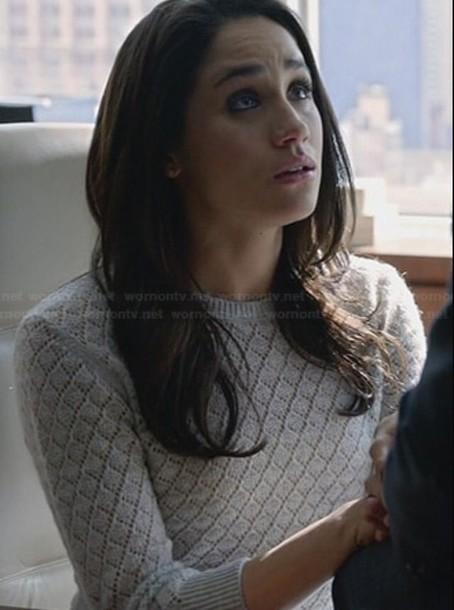 sweater rachel zane meghan markle suits suits for women