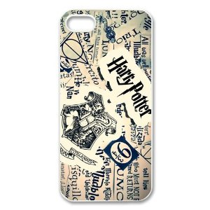 Vintage harry potter quotes design snap on tpu case for iphone 4 4g 4s: amazon.co.uk: electronics