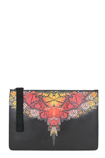 Marcelo Burlon clutch pouch black bag