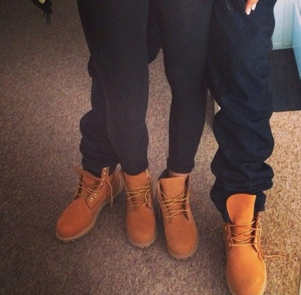 shoes girl woman shoes timberlands