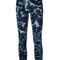 Nike - printed classic fit leggings - women - polyester/spandex/elastane - s, grey, polyester/spandex/elastane