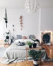 home accessory,home decor,home furniture,furniture,bedroom,pillow,chandeliers,plants,boho decor,nature decor,plant hanger,plant holder