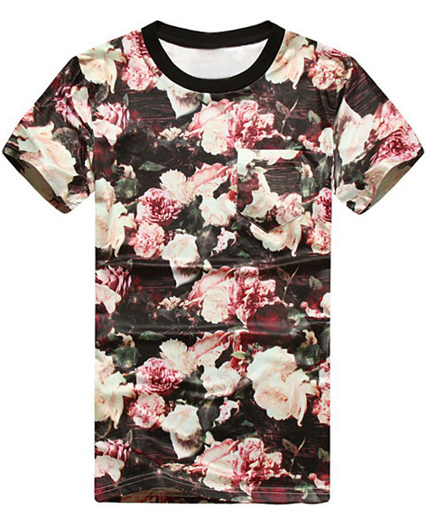 Rose Garden Tee | Outfit Made
