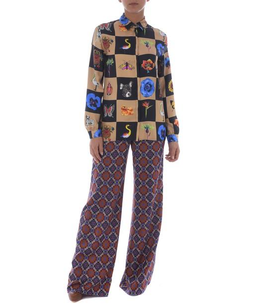 ETRO multicolor pants