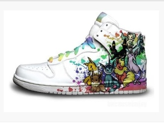shoes nike pokemon