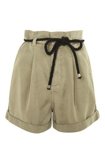 Topshop shorts casual khaki