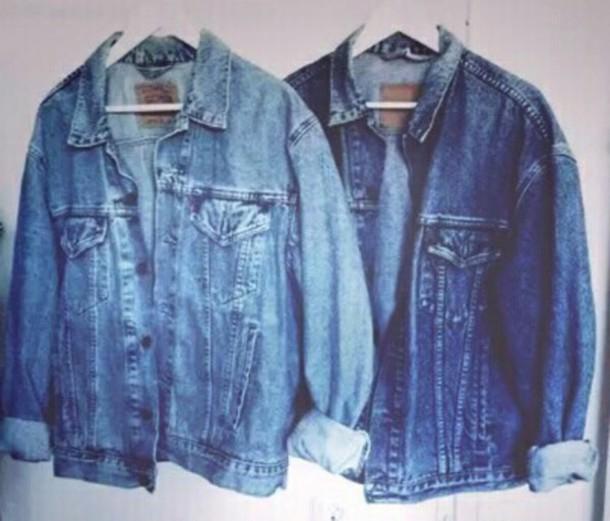 jacket denim jacket denim denim jacket oversized denim jacket vintage coat