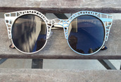sunglasses,caged sunnie,sungglasses,vintage,vintage glasses,vintage sunnies,accessories