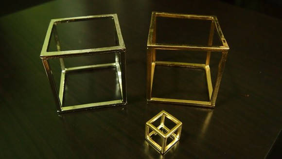 jewels bracelets gold cube bangels