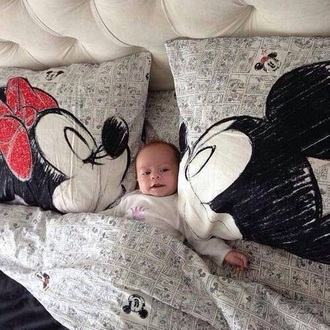 home accessory disney mickey mouse minnie mouse baby