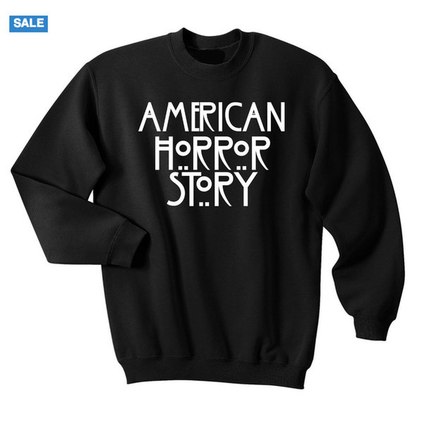 american horror story sweater american horror story t shirt ahs coven ahs freakshow american horror story season 4 normal people scare me all monsters are human grunge ahs season shirt american horror story