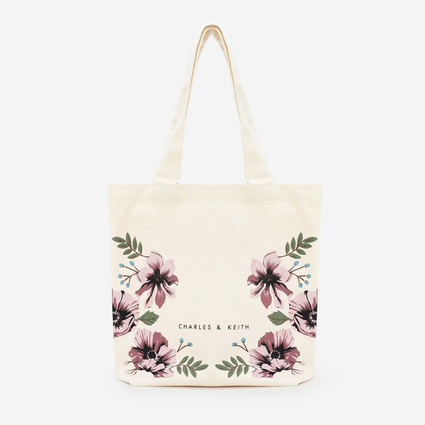 bag tote bag cream
