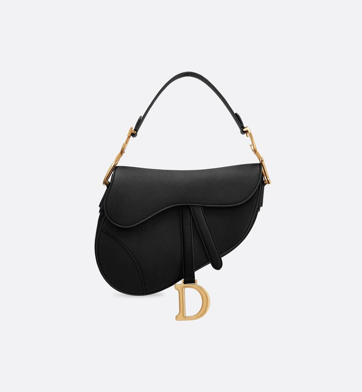 Saddle calfskin bag - Bags - Woman | DIOR