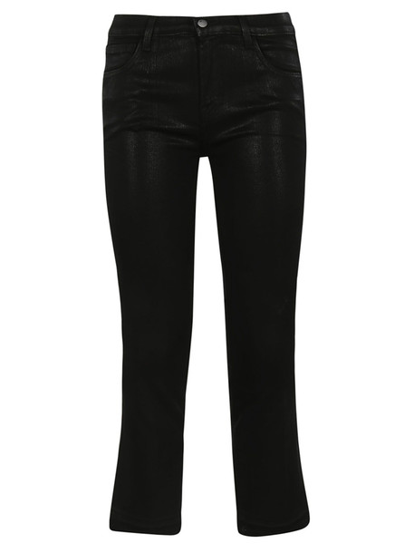 J Brand Fearless Cropped Jeans