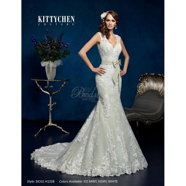 dress charming design high-low dresses prom dress demure roses woolen a-line skirt wedding dress