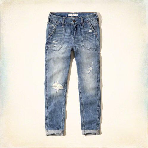 Hollister Devin Boyfriend Jeans