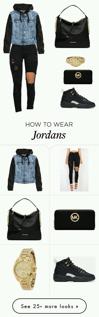 shoes jordans black
