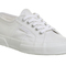 Superga 2750 white sparkle exclusive - hers trainers