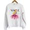 Vogue princess sweatshirt