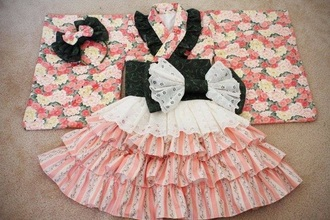 dress kimono lolita dress