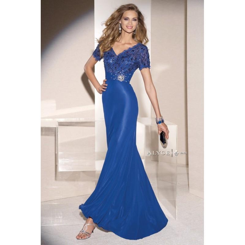 7b016be378 ALYCE Paris Mother of the Bride - Jean de Lys Style 29736 - Designer  Wedding Dresses