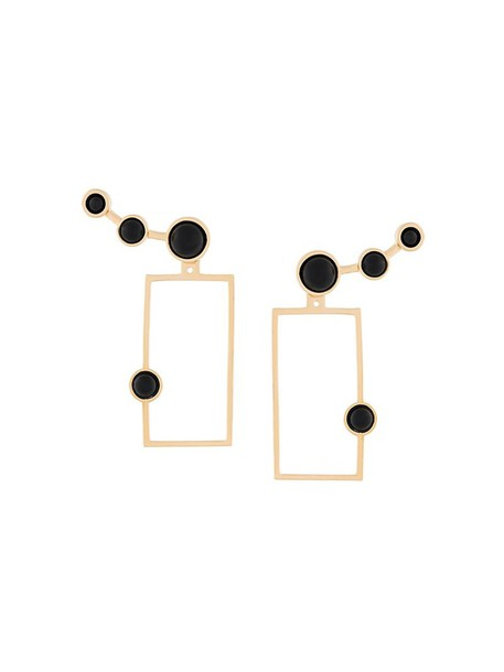 ESHVI metallic women earrings jewels
