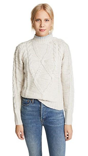 La Vie Rebecca Taylor pullover sweater