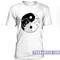 Beavis and butt-head yin yang t-shirt - teenamycs