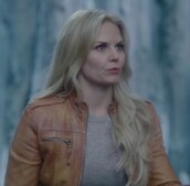 once upon a time show,emma swan,jennifer morrison,leather jacket,sweater,jacket