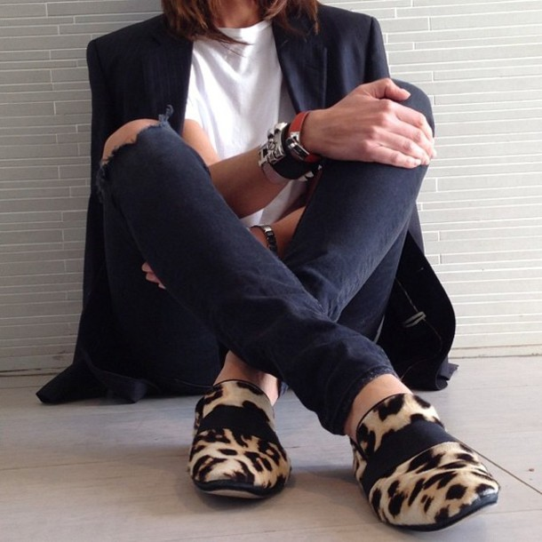 45ef510df30 shoes loafers printed loafers animal print leopard print animal print  loafers leopard print loafers flats