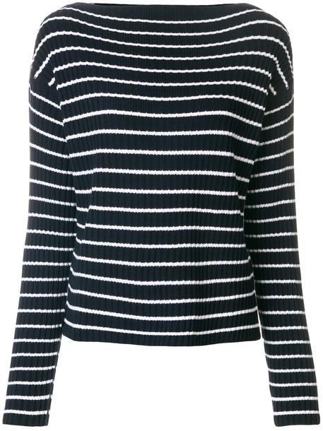 The Gigi jumper women blue sweater