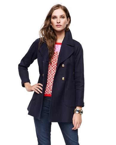 Tricotine coat