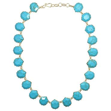 Kendra Scott Sam Necklace in Turquoise - Item 19333749 | Jewelers Wife