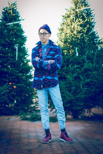 closet freaks blogger socks hipster menswear denim mens jeans mens shirt mens shoes