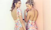 swimwear,frootloops,one piece swimsuit,colorful,tumblr bikini,tumblr,one piece