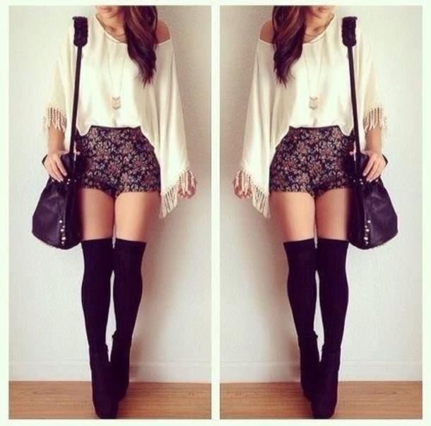 Shirt: shorts, shoes, underwear, bag, blouse, socks, skirt ...
