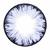 $16.50 - Charming Doll Makeup Cosmetic Circle Contact Lenses Crystal Eyes Blue [Lens787]