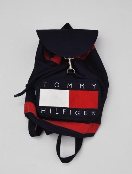 bag backpack tommy hilfiger