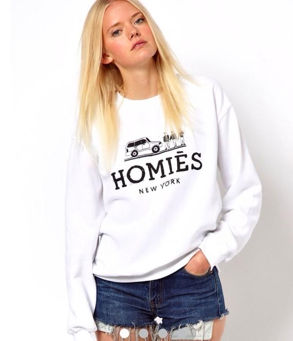 sweater homies sweatshirt