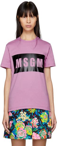 t-shirt shirt t-shirt purple top