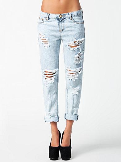 Awsome Baggies - One Teaspoon - Classic - Jeans - Vêtements - Femme - Nelly.com La Mode En Ligne Sur Internet
