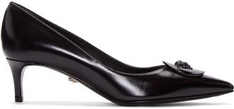 heels black shoes