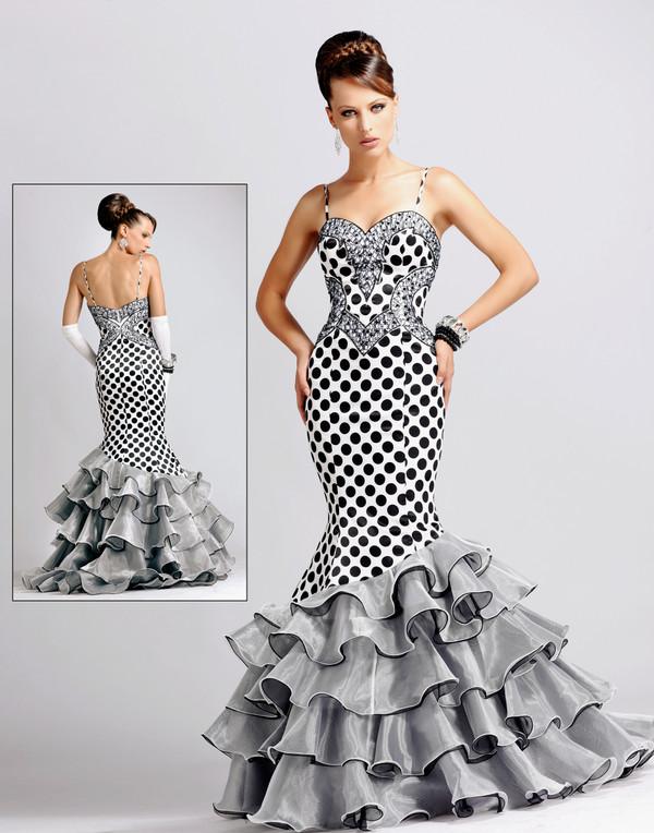 dress checkerboard prom dress long prom dress vintage