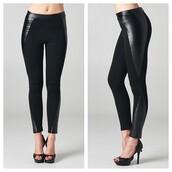 pants,beside,yourself,leggings,black,leather,dress to kill,makeup table,vanity row