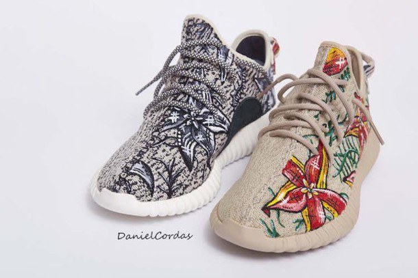 Kanye West Shoes August 2017
