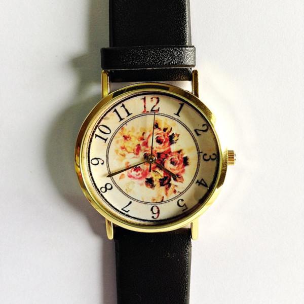 jewels floral watch freeforme watch watch